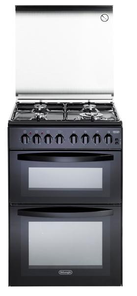 תנור משולב גז דו תאי DELONGHI NDS1218