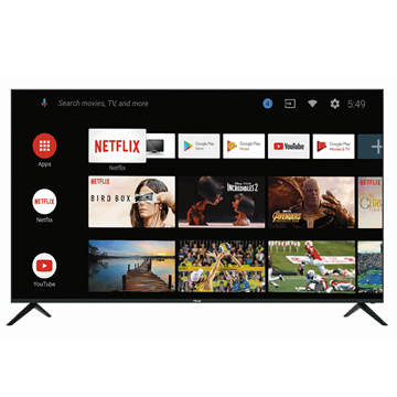 מסך טלוויזיה 65' Haier LE65K9 android TV 9.0