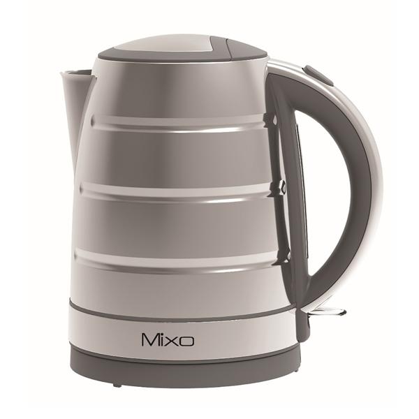 תמונה של קומקום חשמלי נירוסטה MIXO MXK-100
