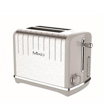 מצנם רטרו 2 פרוסות MIXO MXT-121