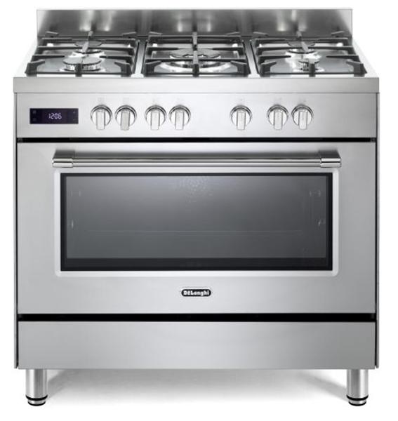 """תנור משולב 90 ס""""מ דגם DELONGHI NDS941"""